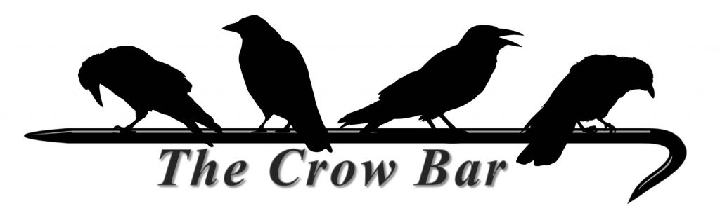 The Crow Bar logo